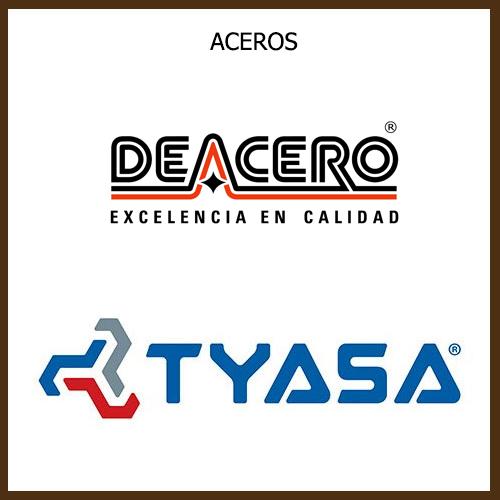 ACEROS: DEACERO / TYASA